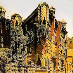 09.- Gaudí. Casa Vicens