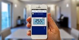 termostati a distanza smartphone