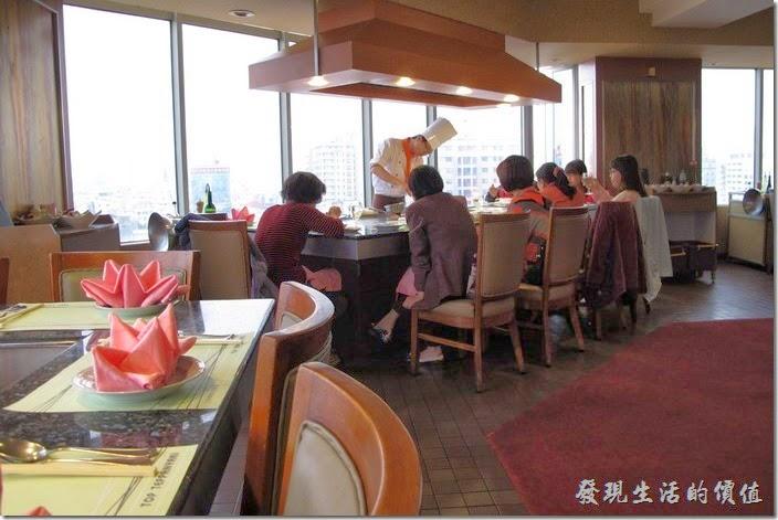 台南-上品鐵板燒餐廳12