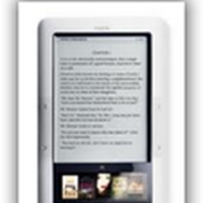 Microsoft Invests in Barnes and Noble Nook Division So It Appears a Windows 8 Tablet Is In the Works Or Will It Be the Windows Phone OS?