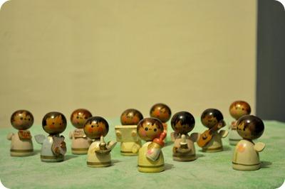 coro de angeles