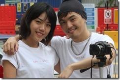 Alvin Tan dan Vivian Lee marah