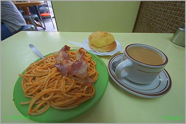 兴记咖啡室早餐