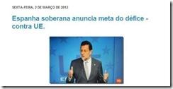 Rajoy 6ªfeira