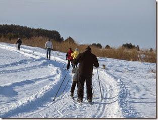 Лыжи 057