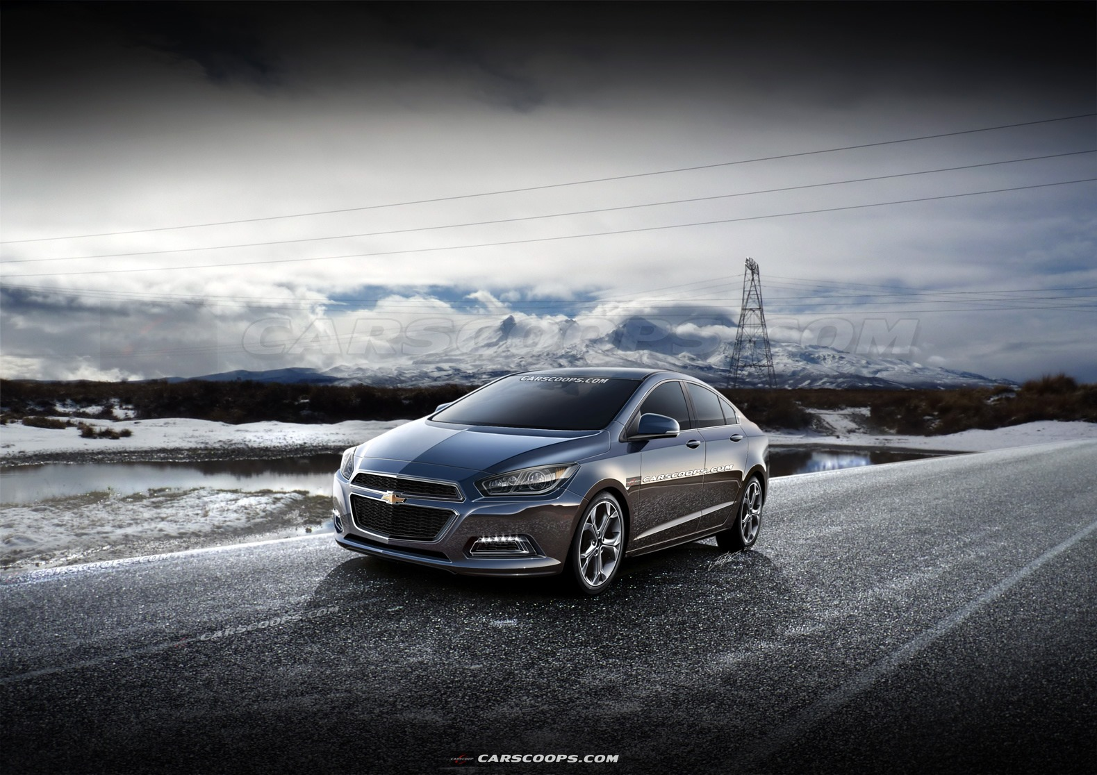 Http Www Carscoops Com   A  Tesla Model S Electric Toy Car Html