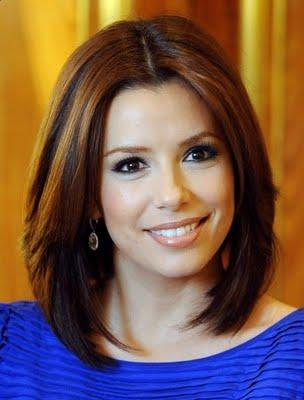 Hot Modern Eva Longoria Hairstyles for Women