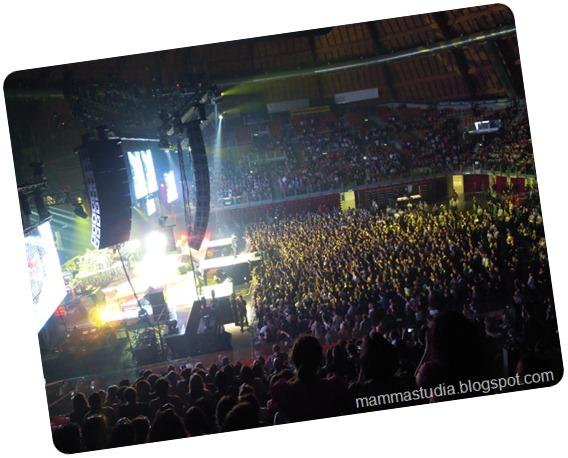 concerto Negramaro Livorno 2012