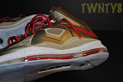 nike lebron 10 id production poor man championship gold 1 04 Poor Mans Championship Gold Nike LeBron X iD by TWNTY8