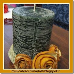 candela profumo di festa