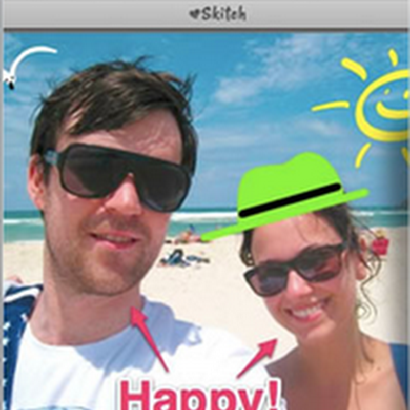 Skitch, para capturar pantalla, analizado a fondo