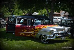 Fancy hearse