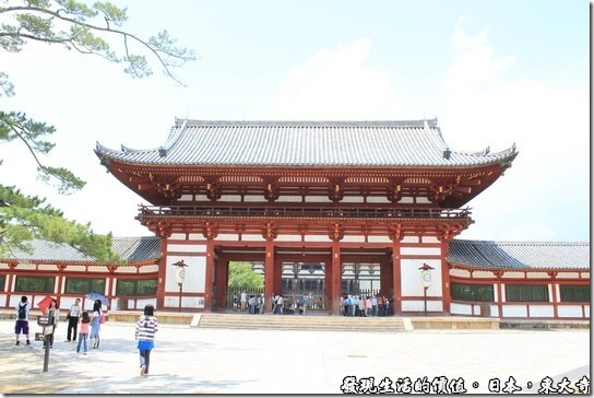 日本奈良-東大寺07