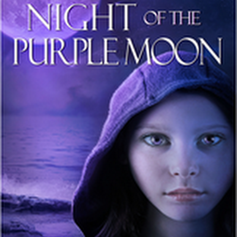 #Free - Night of the Purple Moon by Scott Cramer @cramer_scott
