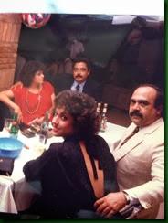 georgina y  miguelito 1984