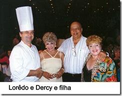 Loredao e Dercy Goncalves