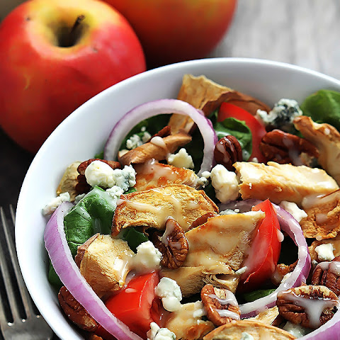 Fuji Apple Chicken Salad (Panera Bread Copycat)
