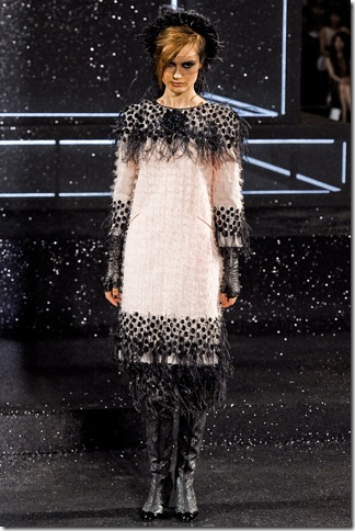 Chanel Fall 2011 Dress (nay) 4