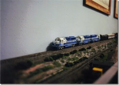 29 My Layout in Summer 2002