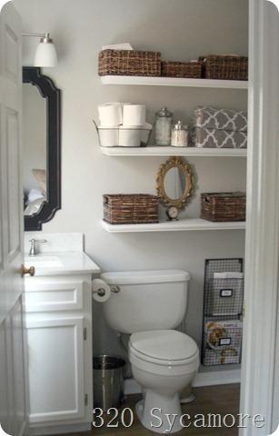 Nice  february master bathroom after