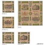 "Gobeliny ""obrazki z Paryża"""