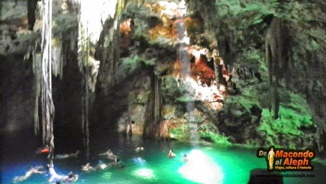 Cenotes de Cuzamá Viaje por Yucatán 7