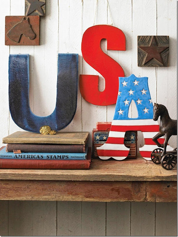 Red, White, and Blue Ideas: Celebrating July 4th