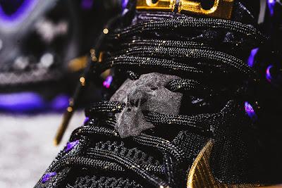 nike lebron 11 gr black history month 7 04 Release Reminder: Nike LeBron 11 Black History Month