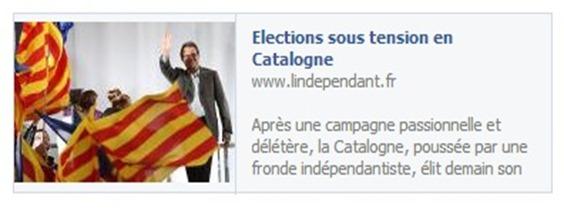 Lindependant Eleccions Catalonha
