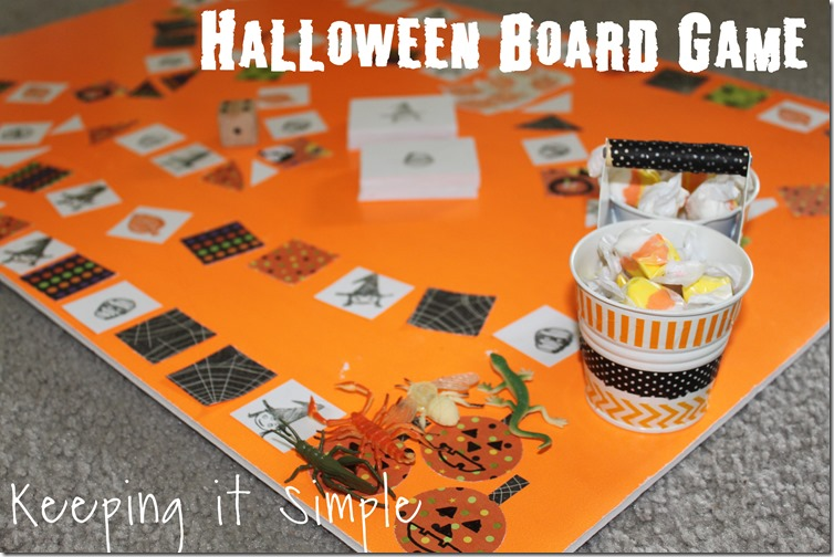 #shop Halloween Board Game