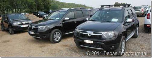 Dacia Duster meeting Kassel 2011 19