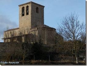 Iglesia románica de Najurieta - Valle de Unciti
