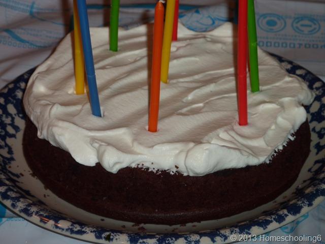 Trim Healty Mama Cake