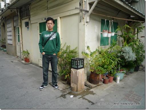 神農街(北勢街)-園藝