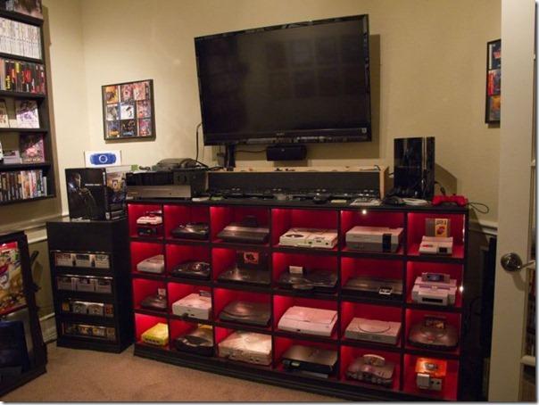O quarto de um viciado em games (1)