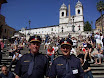 3 Kärntner Polizisten in Rom