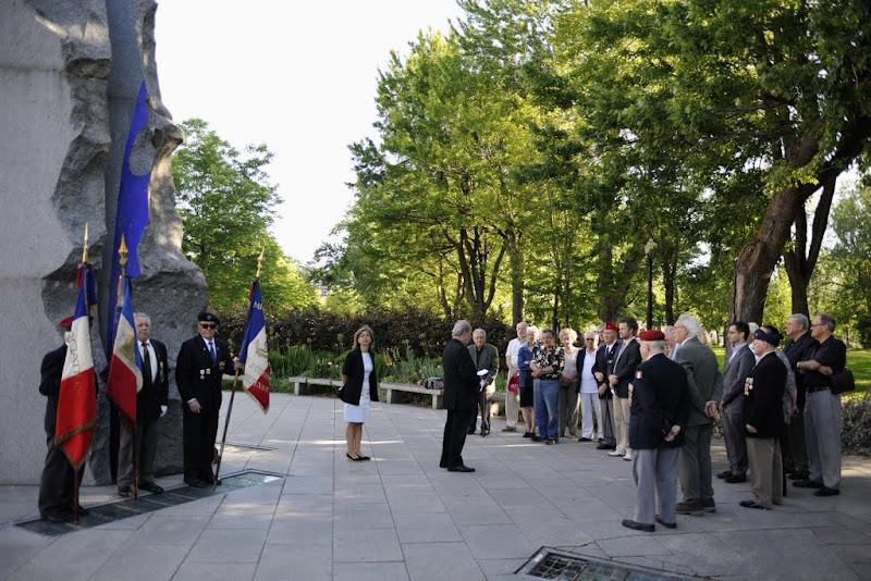 Commémoration du 18 Juin