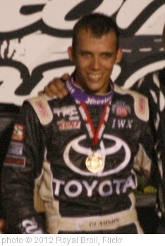 '7.8.12 Angell Park Speedway - Bryan Clauson 2012 USAC Midget Winner' photo (c) 2012, Royal Broil - license: http://creativecommons.org/licenses/by-sa/2.0/