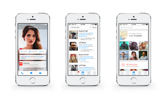 Humin, The App That Organizes Phone Contacts By How You Know Them, Is Now In The App Store via TechCrunch