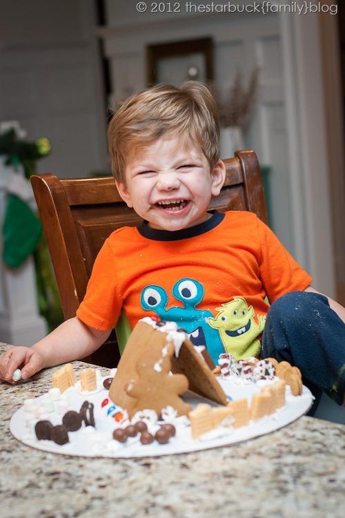 Gingerbread Houses 2012 blog-10