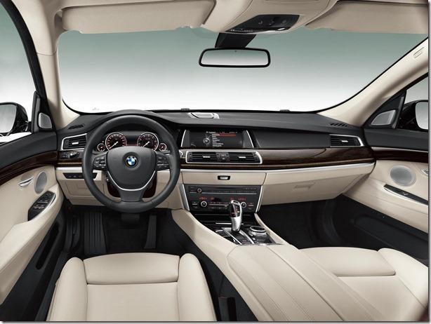 BMW mostra o Série 5 2014 (7)