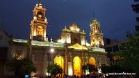 Stadtkirche in Salta