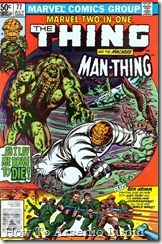 P00077 - Marvel Two-In-One #77