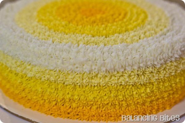 Orange Yellow Ombre Cake (9 of 12)