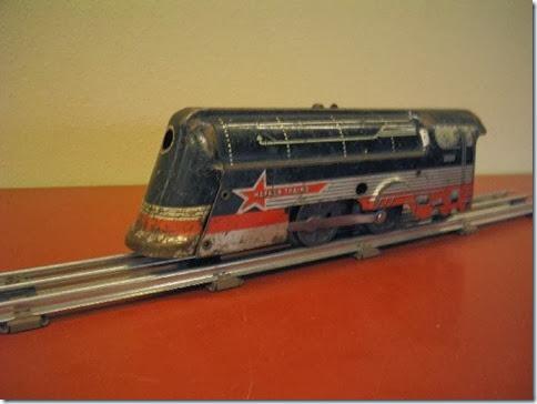Hafner #2000 Locomotive