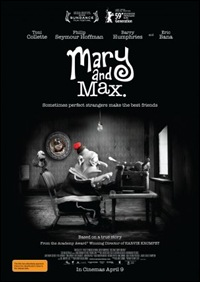 Mary and Max - poster