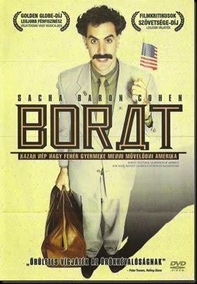 Borat - Kazah nép nagy fehér gyermeke menni művelődni Amerika