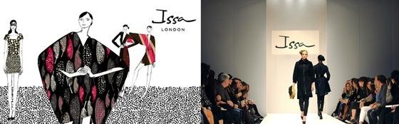 Issa London no Brasil