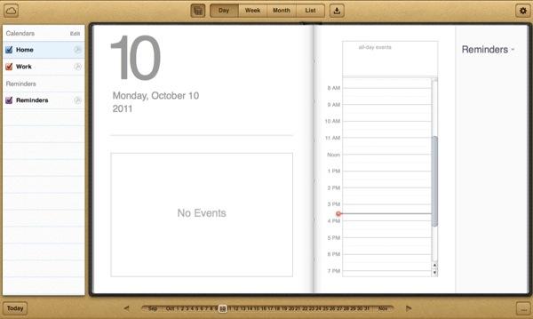 Icloud calendar 3