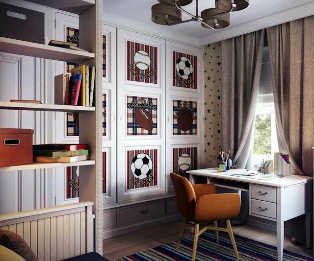Mis decoraciones estudio en casa para los ni os for Ideas para decorar un estudio en casa